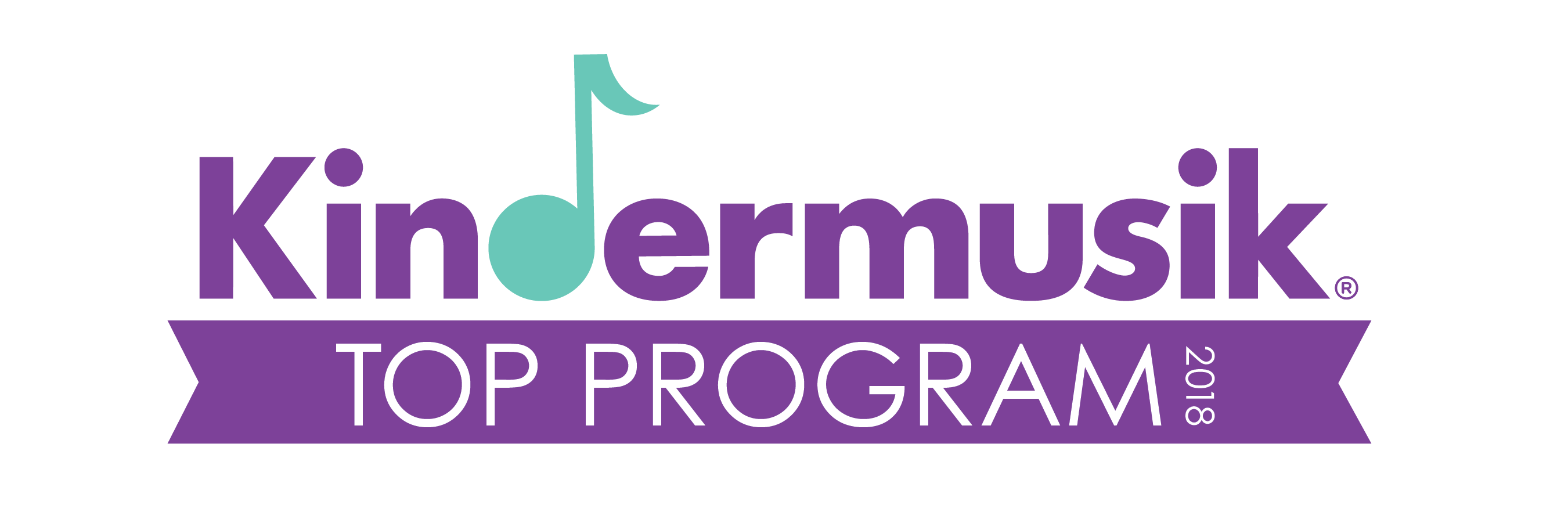 Kindermusik Maestro Top Program Award